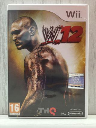 [VENDO ó CAMBIO] W12 (Wii)