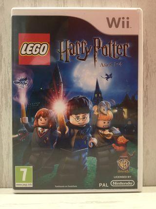 [VENDO ó CAMBIO] Lego Harry Potter - Años 1-4 (Wii)