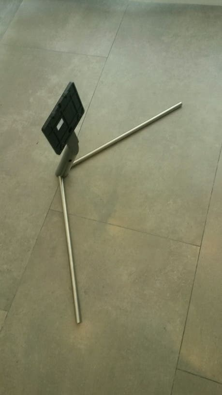 Peana televisor Samsung Q7f de 65 pulgadas