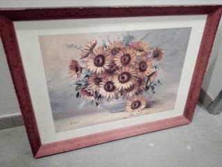 cuadro de decoracion