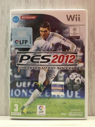 [VENDO ó CAMBIO] Pro Evolution Soccer 2012 (Wii)