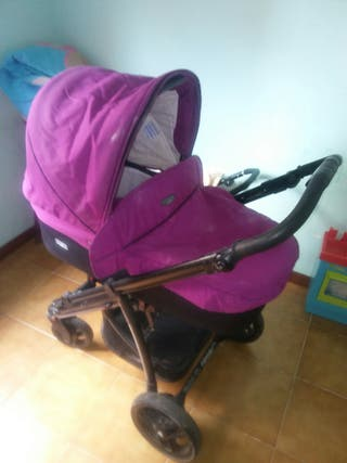 Carro bebé de marca bebecar este (687222588)tlf.