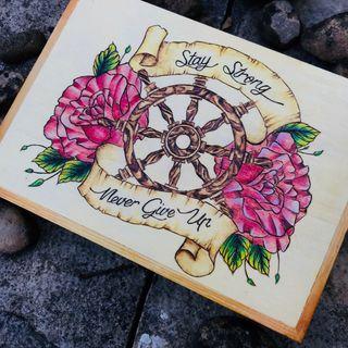 Caja tattoo