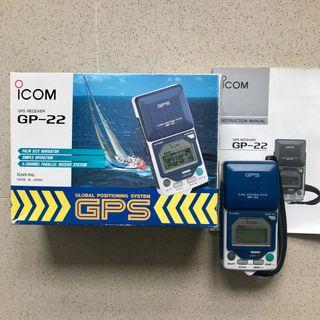GPS marino iCOM GP-22