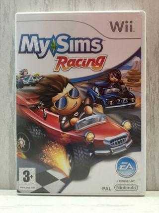 [VENDO ó CAMBIO] My Sims Racing (Wii)
