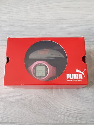 reloj digital pulsometro Puma
