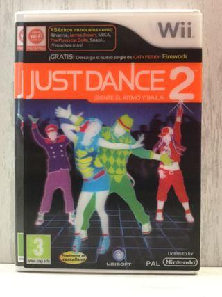 [VENDO ó CAMBIO] Just Dance (Wii)