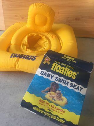 Flotador niños 10-18 meses