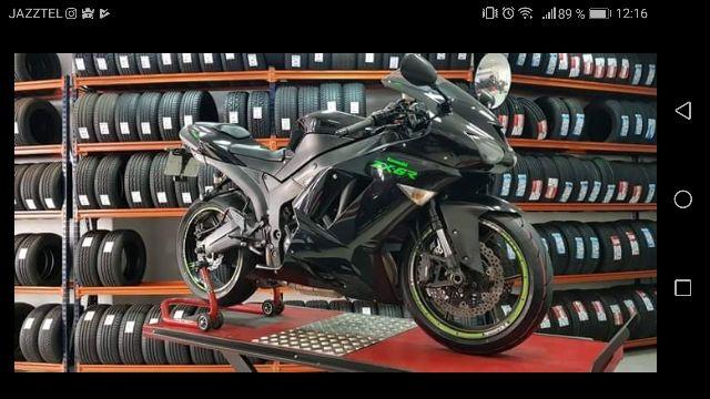 Kawasaki Ninja Zx6r 25kw De Segunda Mano Por 3800 En Valencia En