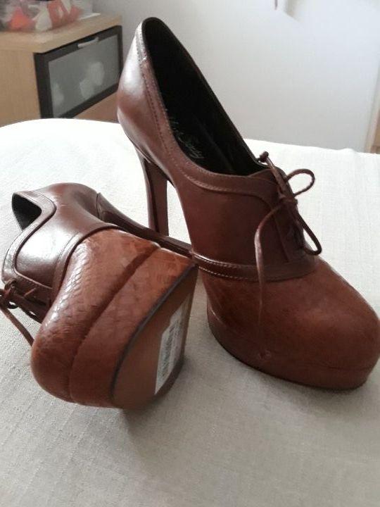 zapatos a estrenar