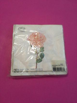 Paquete de 20 servilletas
