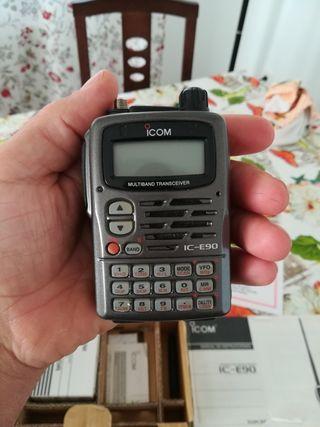 emisora walkie icom ic-e90