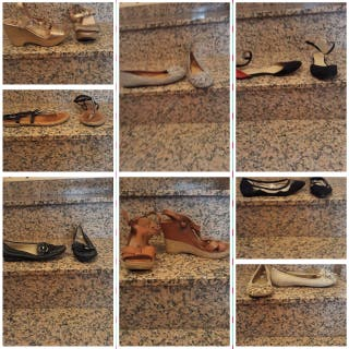 Pack Zapatos mujer 36