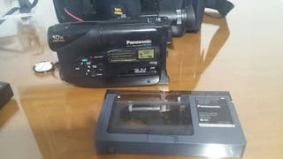 video cámara vhs Panasonic