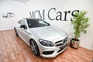 Mercedes-Benz Clase C 250 CDI AMG 2016