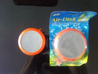 aireadores acuario pecera