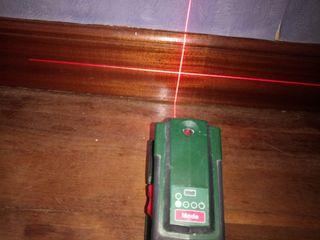 nivel laser bosch PCL-20