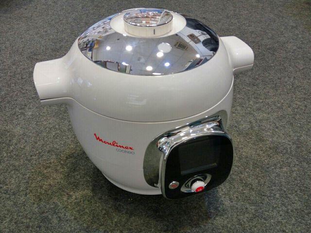 robot cocina moulinex cookeo ce701010 de segunda mano por. Black Bedroom Furniture Sets. Home Design Ideas