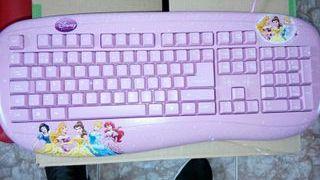 teclado Ordenador disney