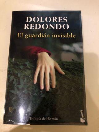 Libro El guardián invisible - Novela