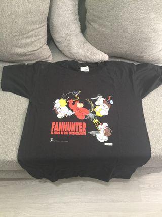 Camiseta comic Fanhunter de Cels Piñol talla M
