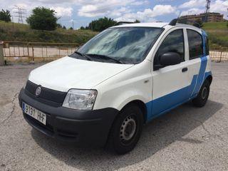 Fiat Panda Van 2012
