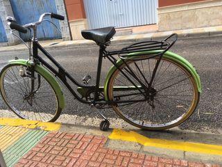 Bicicleta BH frenos de varillas