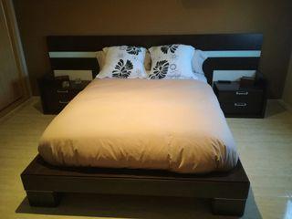 Mueble dormitorio completo