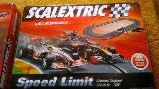 Scalextric Speed Limit