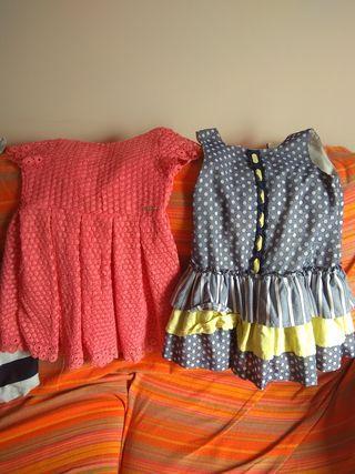 vestidos para niña de 6-7 años