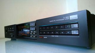 Sansui T-900 Sintonizador Digital PLL Quartz