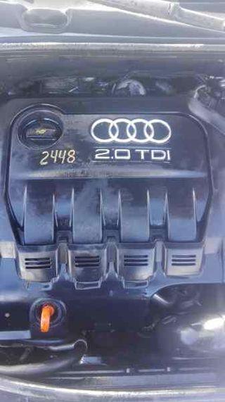 MOTOR COMPLETO AUDI A3 SPORTBACK 2.0 16V TDI