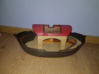 barco playmobil arca noe
