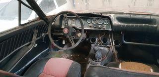 SEAT 124 Sport Coupé años 72 1972