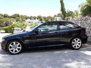 BMW 320td COMPACT 150cv