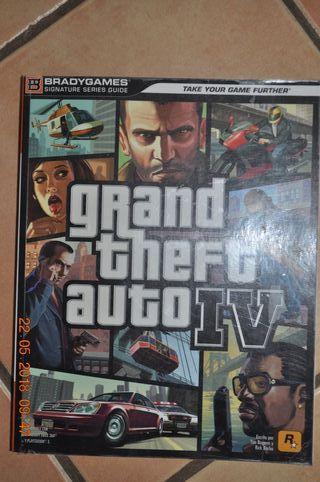 GUIA GTA IV de Brady Games español