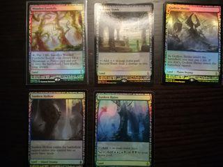 Colección Cartas Magic The Gathering
