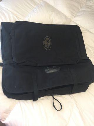 Porta traje maleta Ejercito
