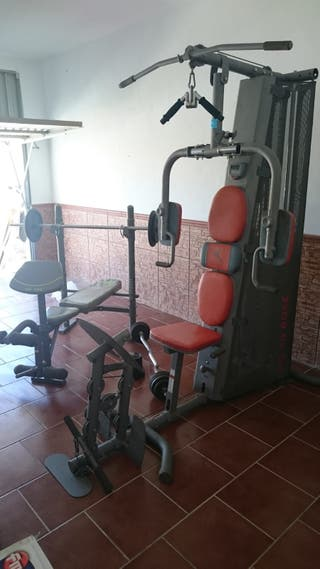 Maquina multipower 90