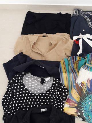LOTE de vestidos usados