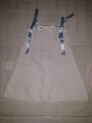 vestido pique 3 meses