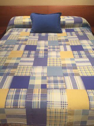 Edredon cama 1,50