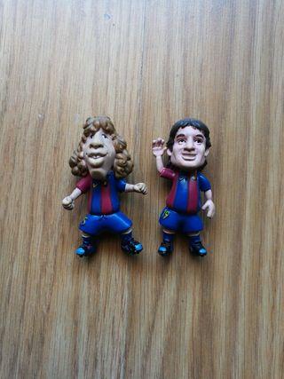 figuras del f.c.barcelona