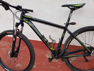 Bicicleta Montaña Ruedas 29