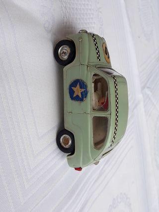 Antiguo coche scalextric 600