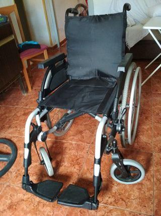 De Segunda 175 Basix Silla En Molina Por € Ruedas Breezy Mano wX8n0ZNOPk