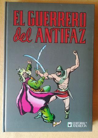 Cómics. El guerrero del antifaz
