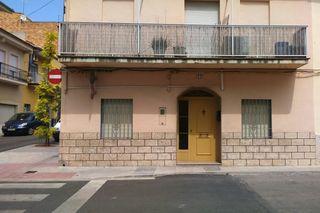Casa a dos calles en Beniganim