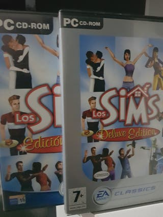 Los Sims deluxe PC