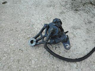 Freno trasero moto